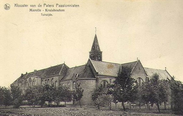 passionistenklooster-Marolle-Kruishoutem
